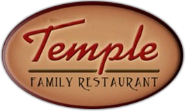Temple restaurant logo small